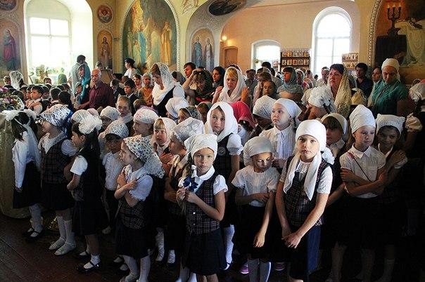 Начало нового учебного года в Православной гимназии