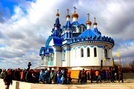 Праздник Казанской иконы Божьей Матери в с.Ильинка
