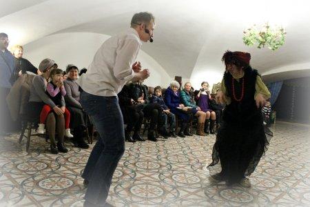 Воспитанники воскресной школы представили астраханцам мюзикл собственного сочинения