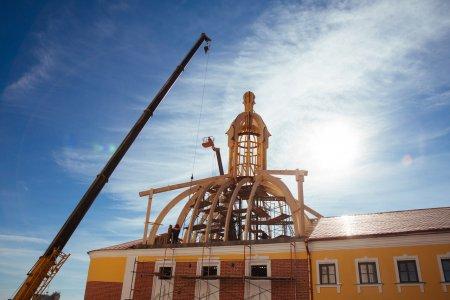 Завершается реставрация архиерейских палат