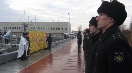 В Астраханской епархии продолжается работа по окормлению военнослужащих