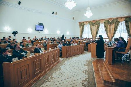 Духовенство митрополии открыло диалог с парламентариями региона