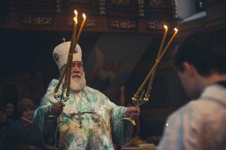 Рождественское послание митрополита Астраханского и Камызякского Ионы