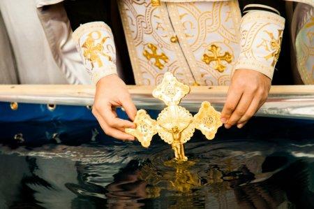 Праздник Крещения Господня на приходах Астраханской епархии