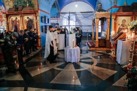 В Астраханской епархии вспоминают казаков - жертв политических репрессий