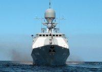 Моряки Каспийской флотилии встретили Рождество Христово