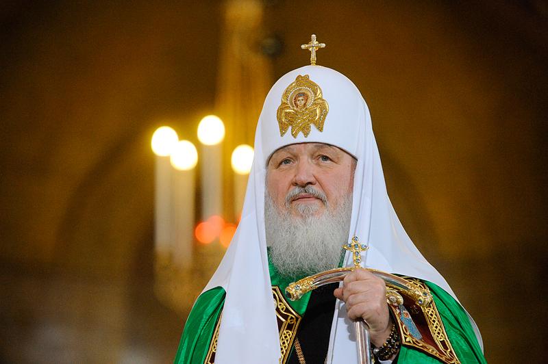 Обращение Патриарха Кирилла к  православной молодёжи