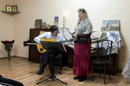 В Астраханской епархии прошёл вечер романса