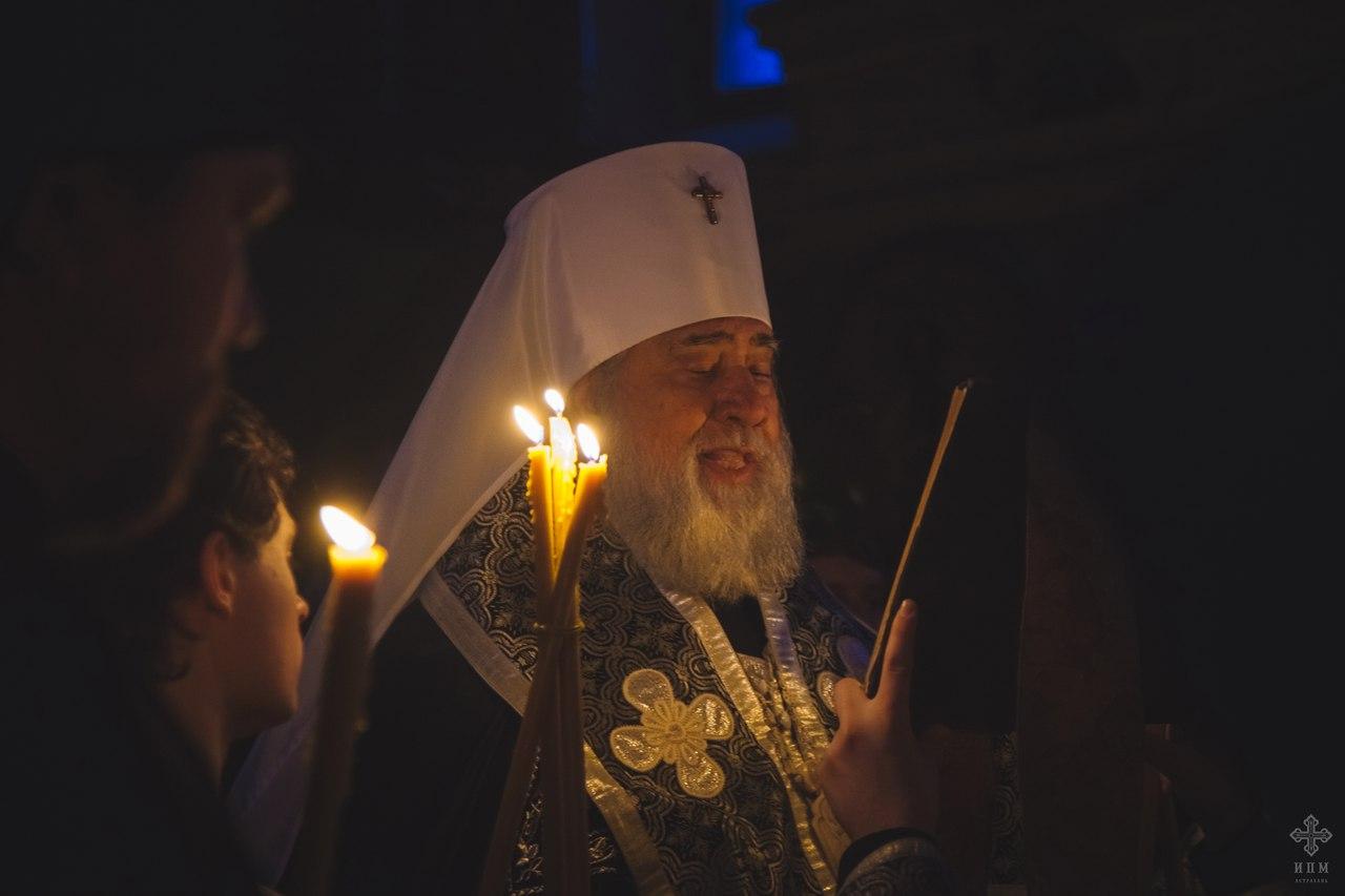 В Астраханской епархии начались великопостные богослужения