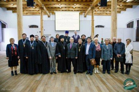 В Астрахани открыли региональное отделение Императорского Православного Палестинского общества