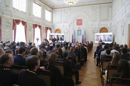 В Астрахани состоялось заседание этноконфессионального совета