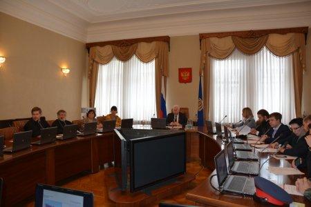 В Астрахани сотрудники Синодального комитета по взаимодействию с казачеством обсудили проведение межрегионального казачьего форума
