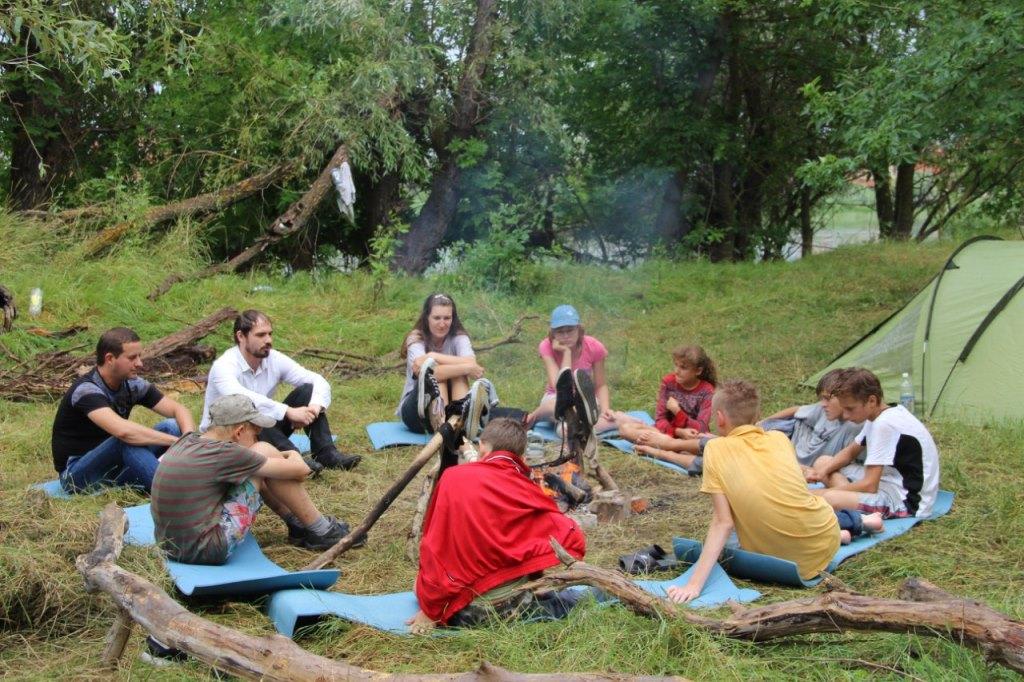 Православный летний лагерь