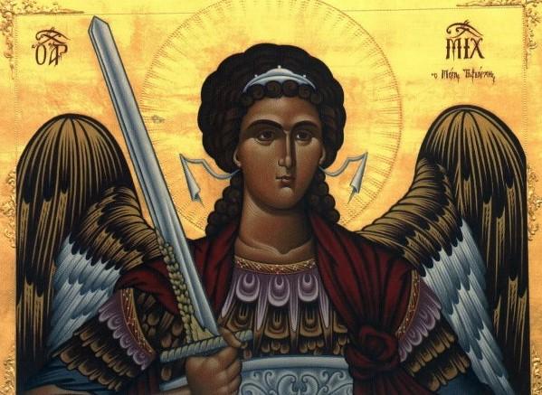 Новый храм во имя Архистратига Божия Михаила