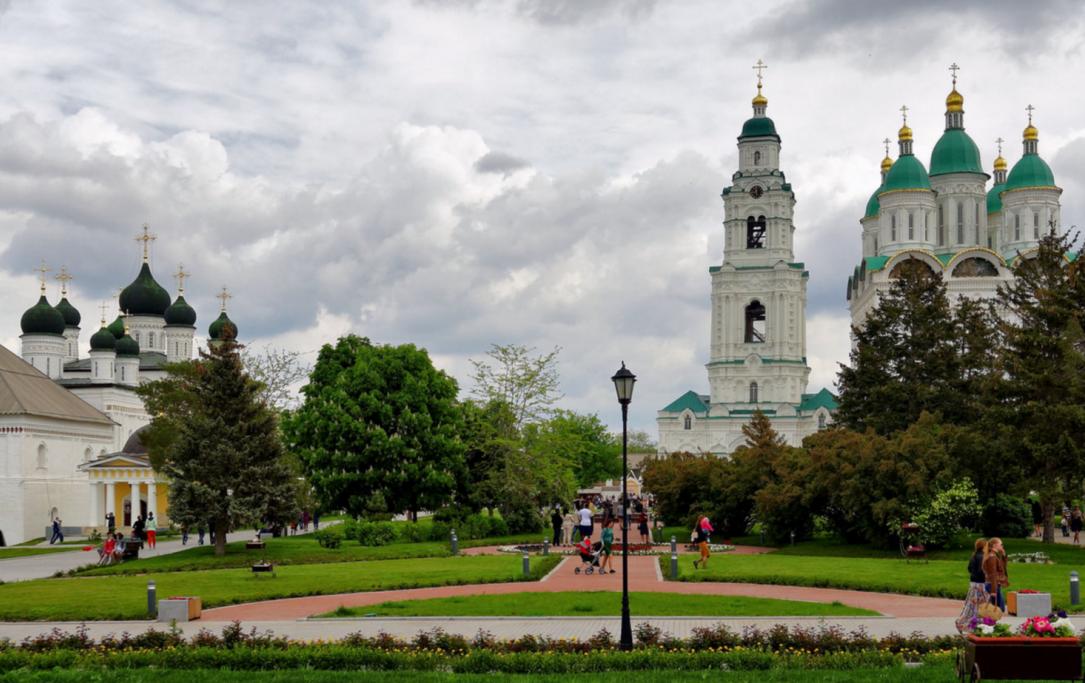 Казачий форум в Астрахани