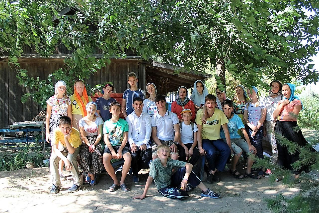 Поездка в Николо-Комаровский скит