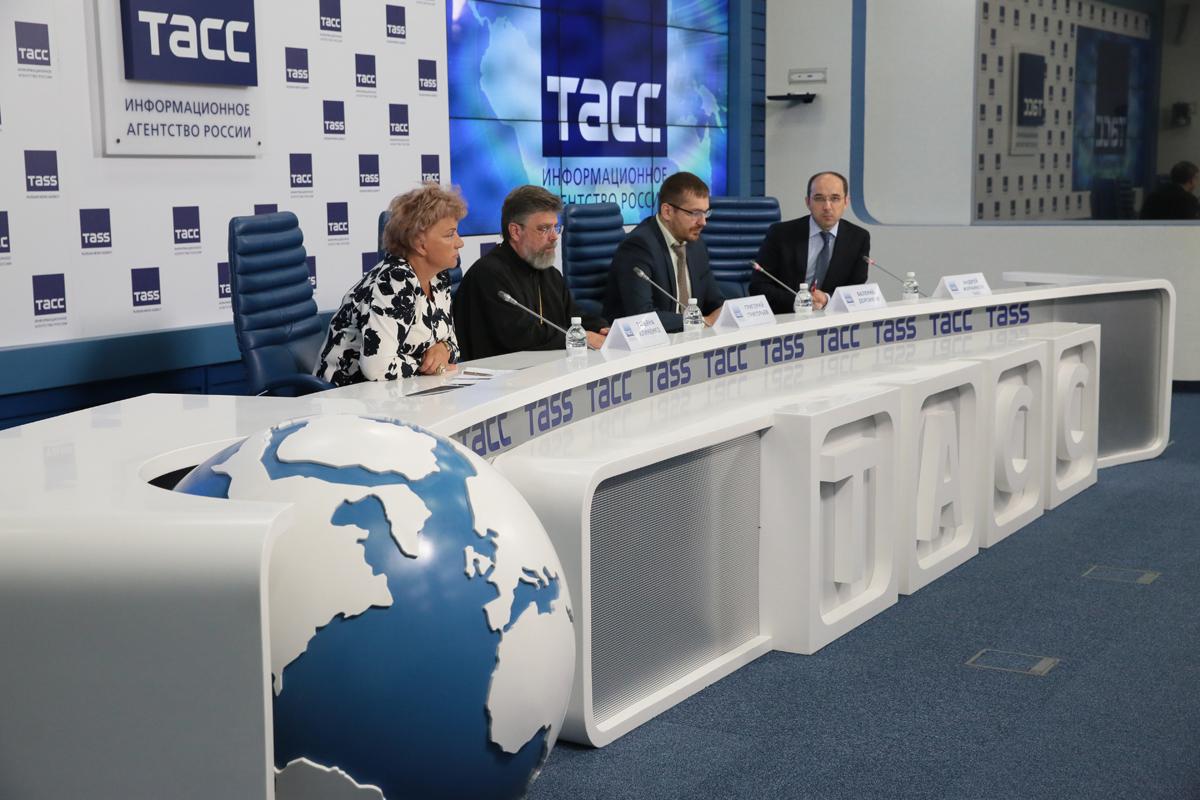 В Москве состоялась пресс-конференция, посвященная Всероссийскому дню трезвости