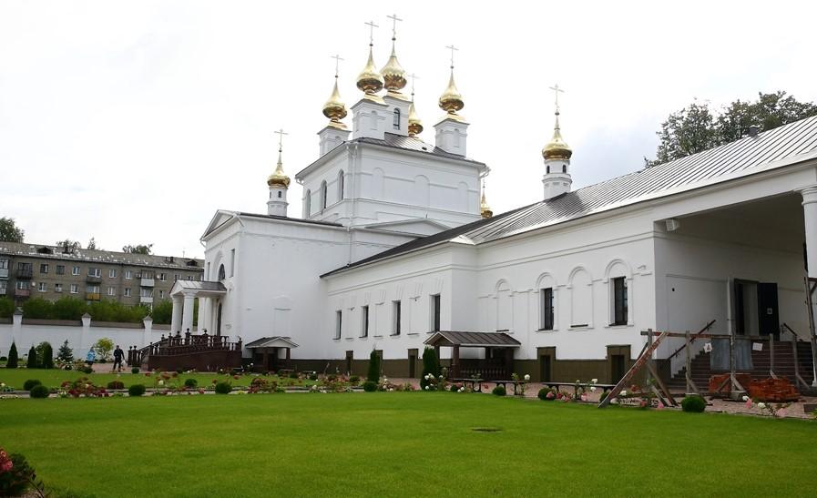 Архиерейское богослужение в г. Иваново