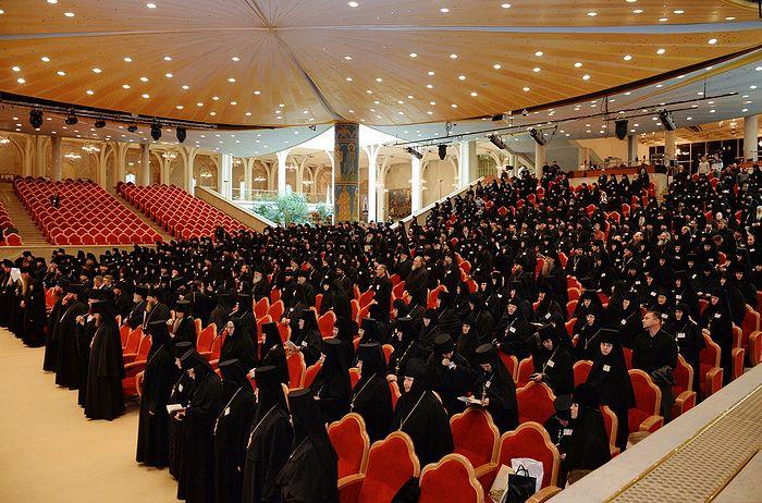 Подведены итоги работы Собрания игуменов и игумений Русской Православной Церкви