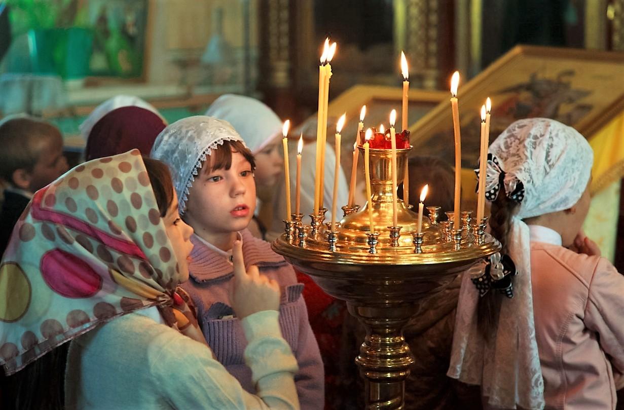 Праздник Воздвижения Честного и Животворящего Креста Господня в Православной гимназии