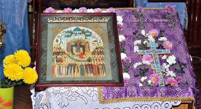 Божественная Литургия в день памяти собора Брянских святых