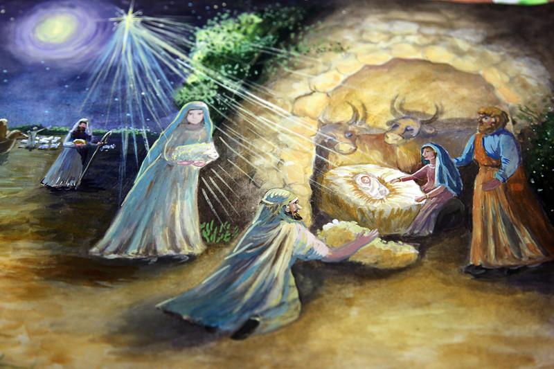 рисунки красота божьего мира картинки