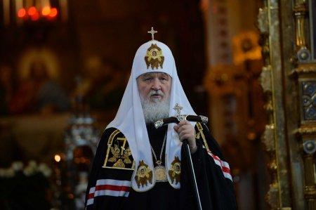 Слово Святейшего Патриарха Кирилла в среду первой седмицы Великого поста