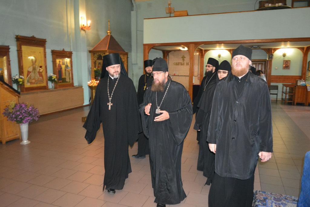 Комиссия Синодального отдела по монастырям и монашеству посетила монастыри Волгоградской епархии