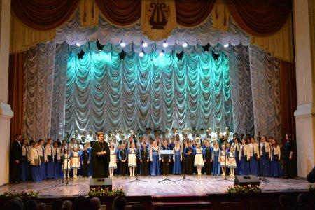 Концерт духовых песнопений
