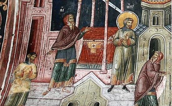 Воскресное архиерейское богослужение