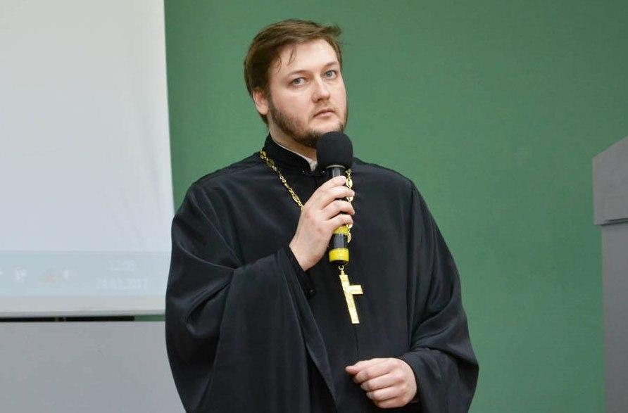 «Задай вопрос священнику»