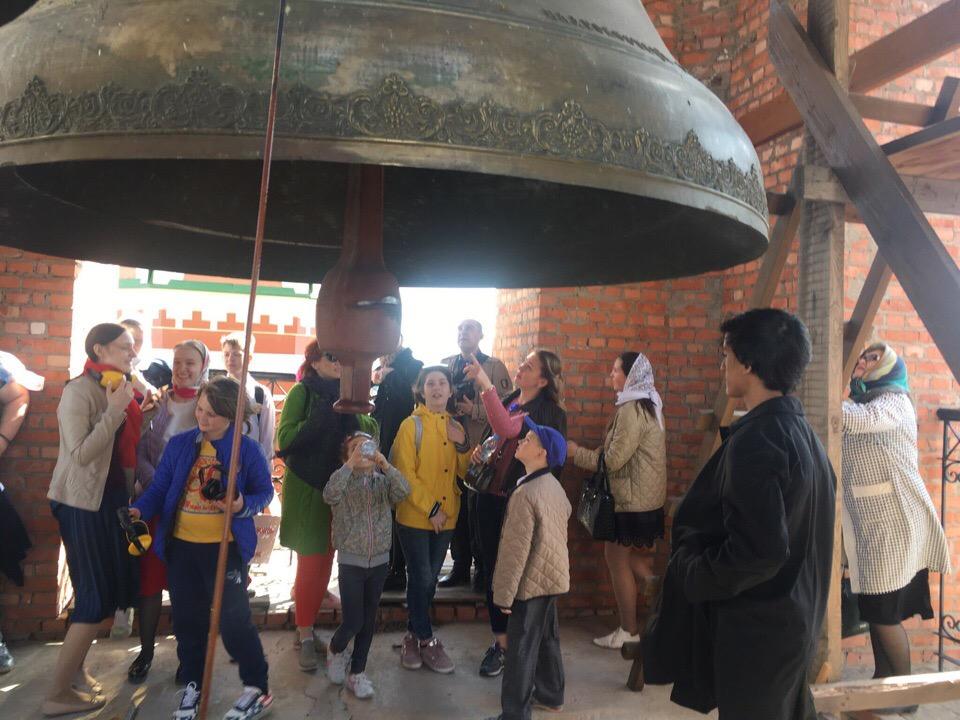 Экскурсии по городским колокольням