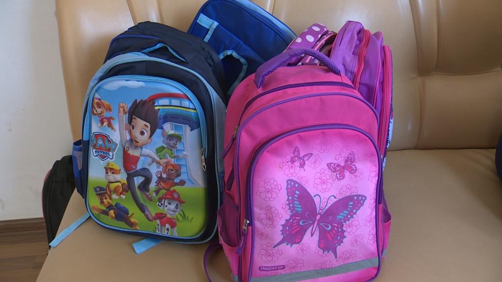 Видеосюжет ГТРК «Лотос»: Астраханская епархия помогла многодетным семьям собрать ребят в школу