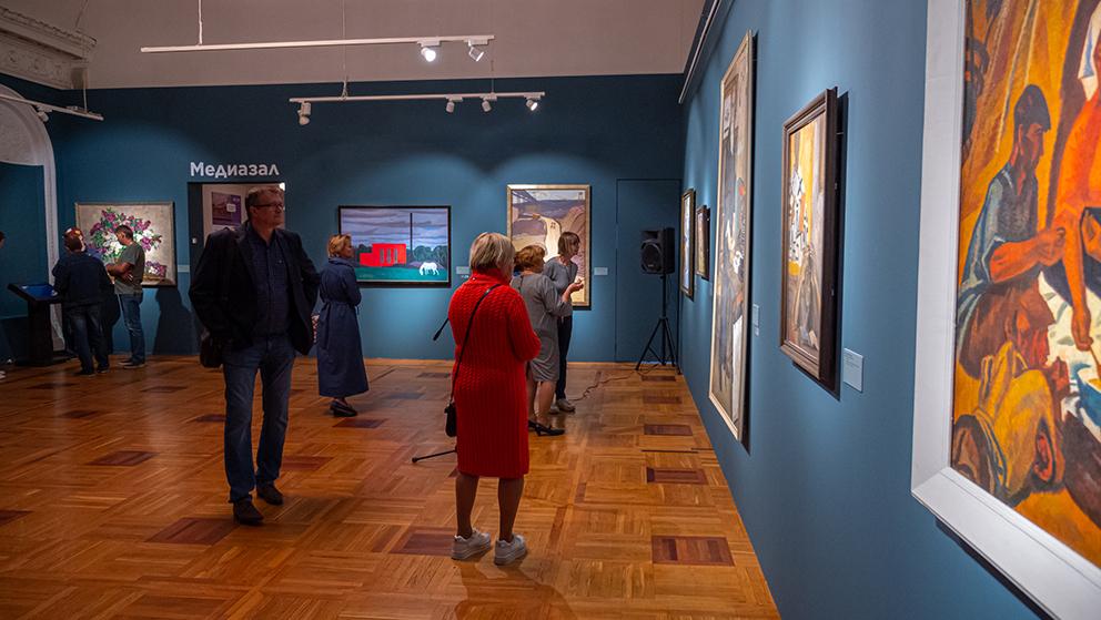 В Астрахани открывается выставка «Сокровища музеев России»