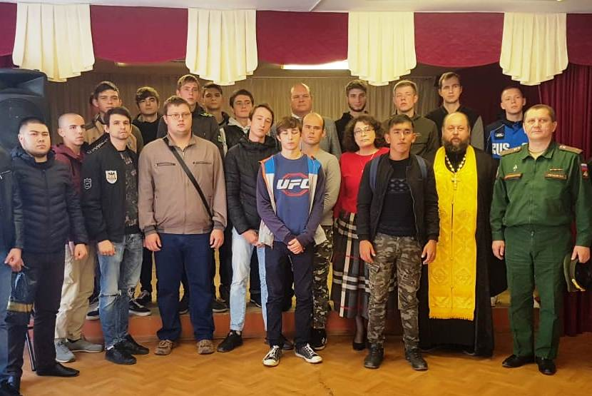«День призывника» в Икрянинском районе