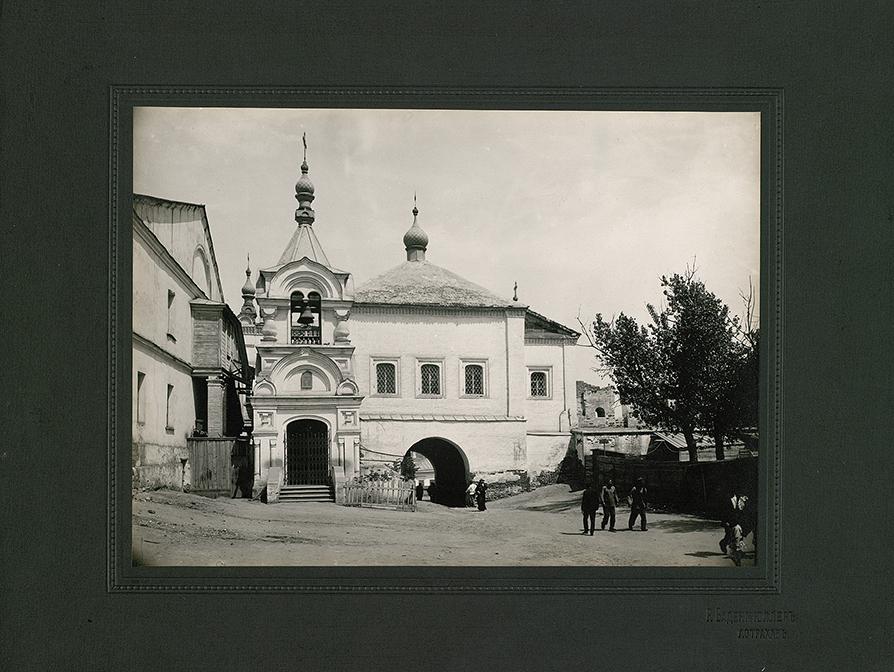 Фото из «Палестинской коллекции» в Астрахани