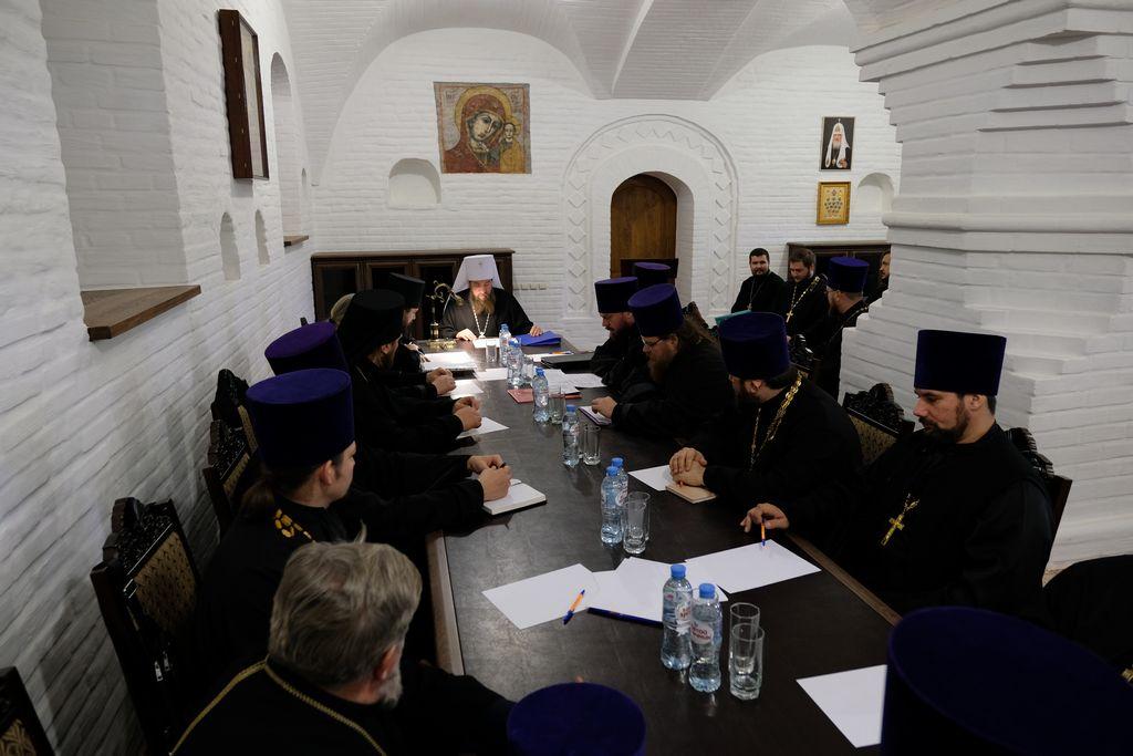 Заседание Архиерейского совета