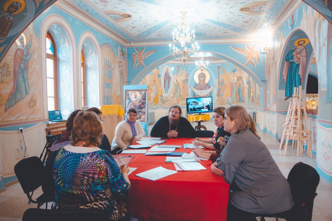 В Астрахани подвели итоги конкурса «Андреевские чтения», впереди - награждение призеров и победителей