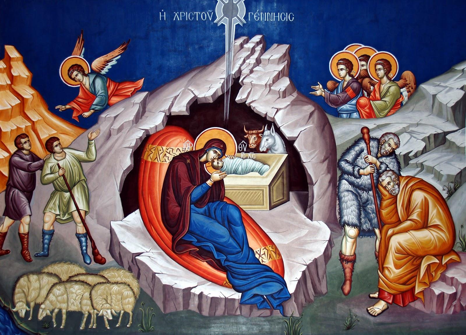 Рождественское послание Святейшего Патриарха Московского и всея Руси Кирилла архипастырям, пастырям, диаконам, монашествующим и всем верным чадам Русской Православной Церкви
