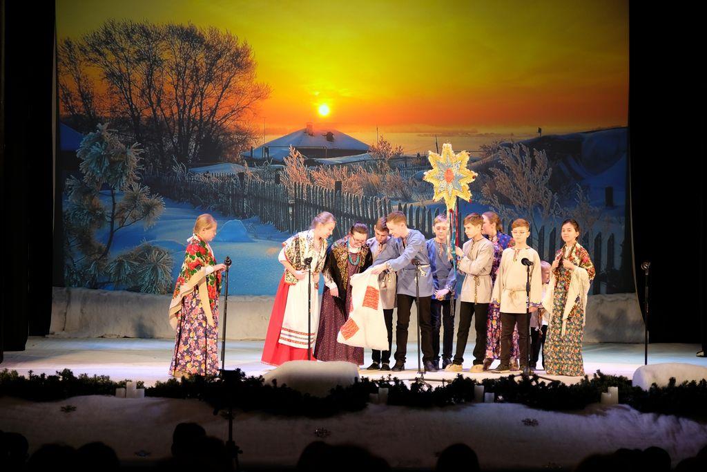 Рождественский фестиваль «Свет Христова Рождества»