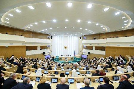 Митрополит Никон принял участие в VIII Рождественских Парламентских встречах в Совете Федерации