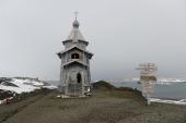 Святейший Патриарх Кирилл: В Антарктиде мы видим некий отблеск Божиего Царства
