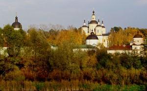 В Астрахань привезут святыни  из Свято-Успенского Вышенского монастыря