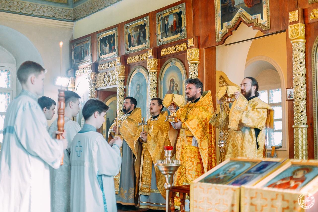День православной молодежи в Астрахани