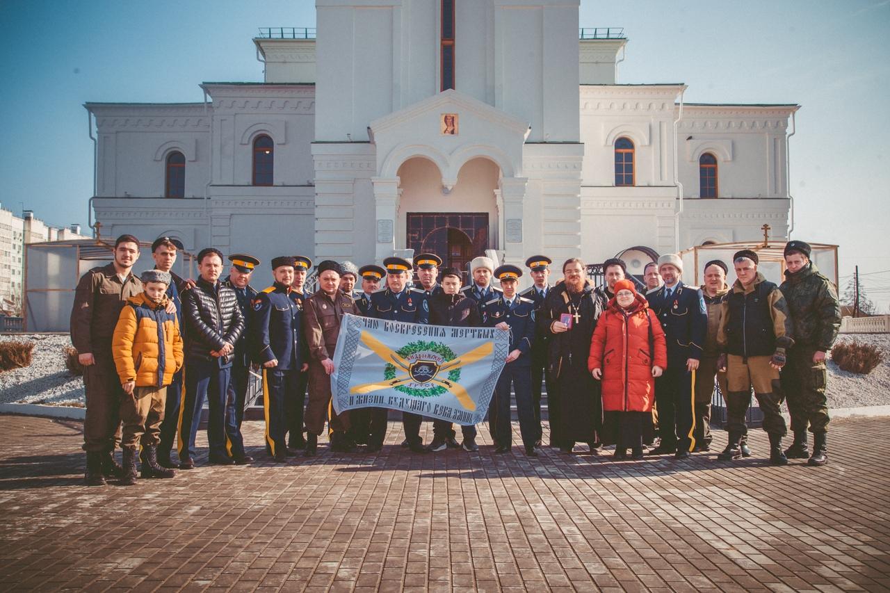 Отчётный казачий круг хутора «Андреевский» за 2019 год