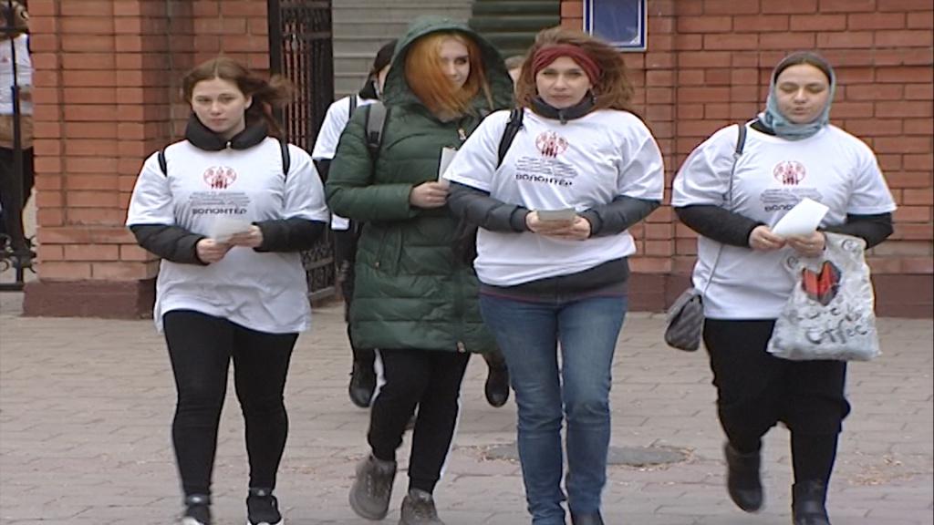 Видеосюжет ГТРК «Лотос»: Сотрудники и волонтёры Социального отдела Астраханской епархии проводят акции в помощь бездомным людям