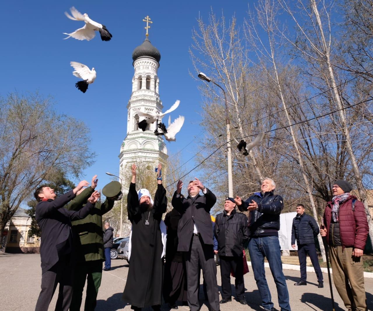 Престольный праздник в Благовещенском монастыре