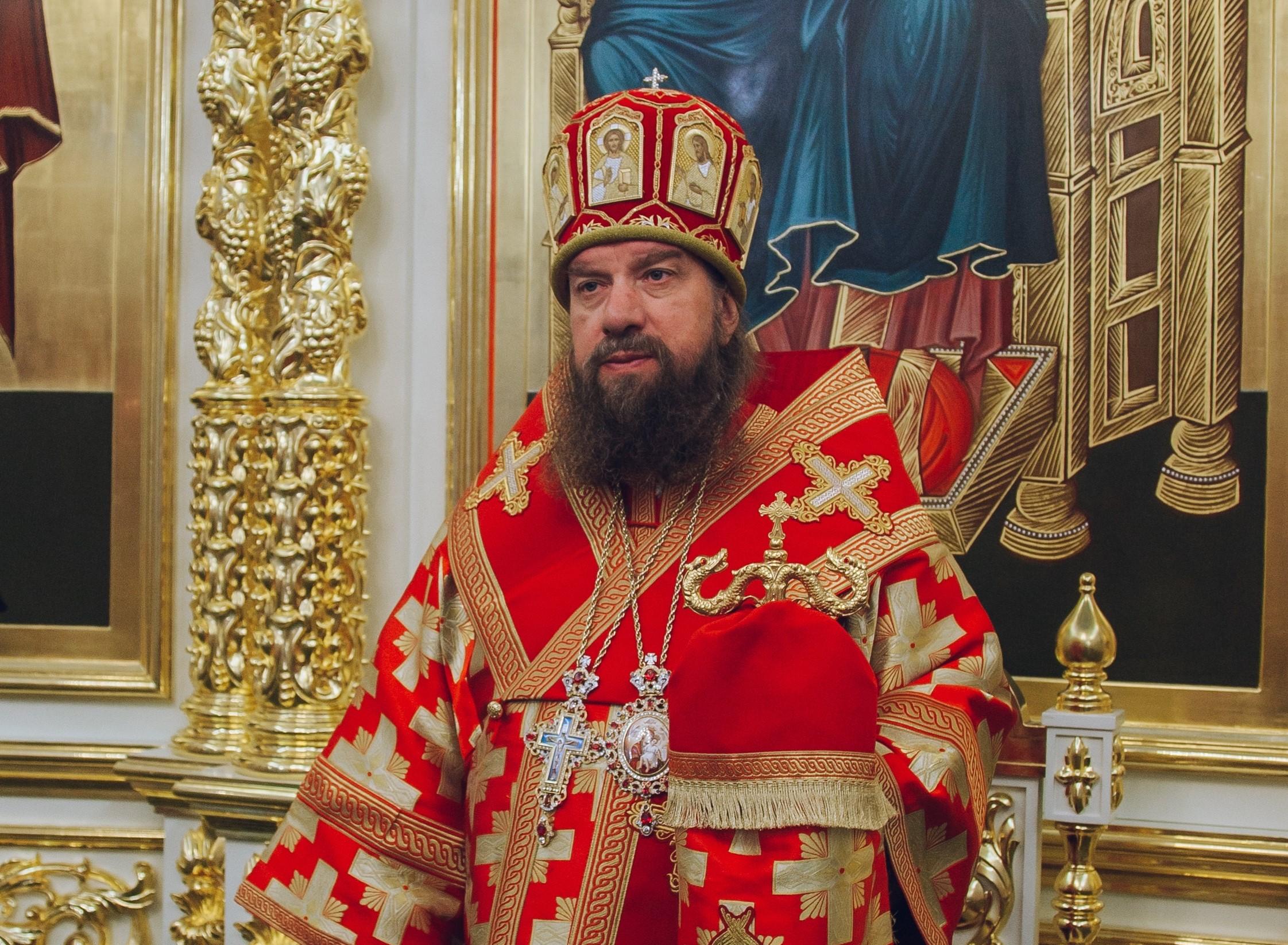 Пасхальное послание  Митрополита Астраханского и Камызякского Никона пастырям, инокам и всем верным чадам Астраханской епархии