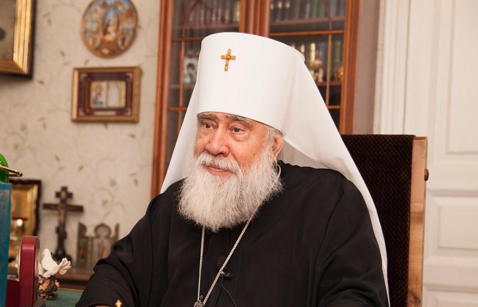 40 дней преставления ко Господу митрополита Ионы (Карпухина)