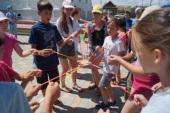 В Ахтубинской епархии стартовал молодежный проект «Благодатное лето»